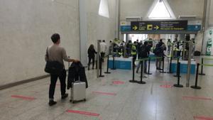 Baleares no quería la llegada de turistas en Semana Santa