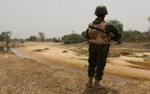 Presencia militar en Níger por ataques terroristas.