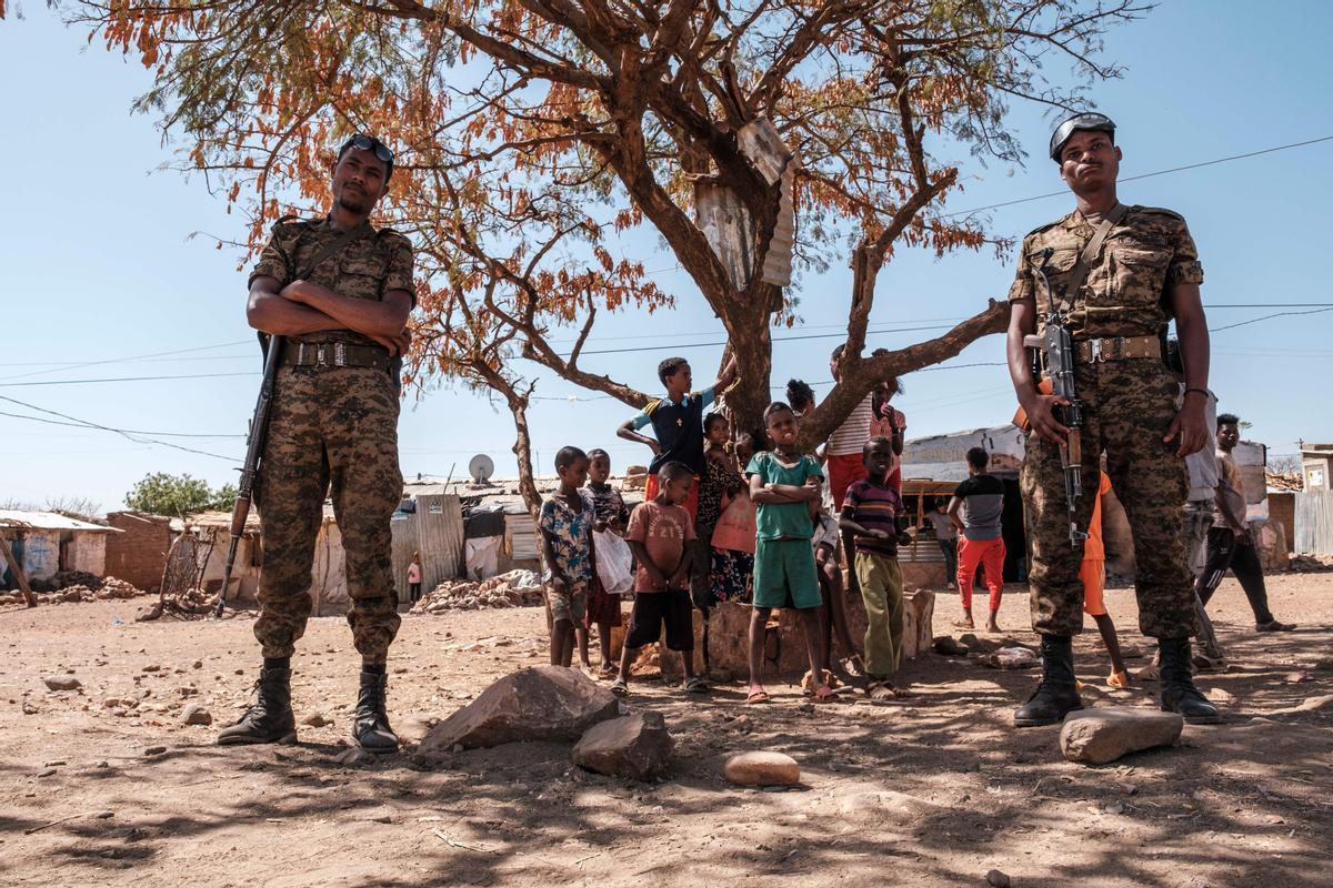 L'ONU denuncia la desaparició de 20.000 refugiats a Etiòpia