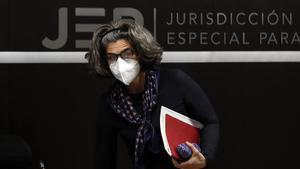 Expulsen de Justícia de Pau un excap de les FARC