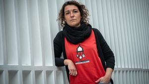 Maria Campuzano, portavoz de la Alianza contra la Pobreza Energética.