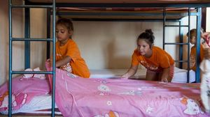 La FundacióPere Farrés desarrolla un programa de colonias de verano en La Conrería de Tiana para los niños con menos posibilidadespara disfrutar de sus vacaciones estivales.