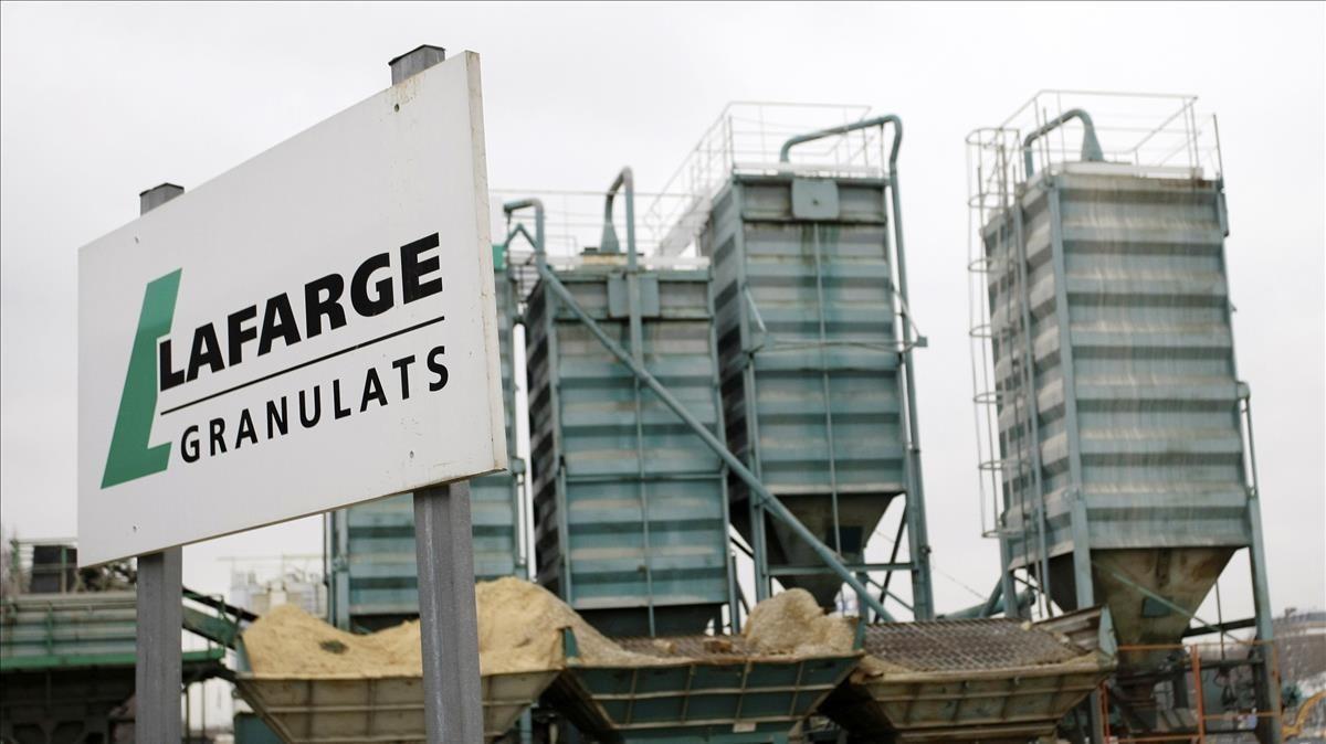 La planta de la multinacional francesa en París.