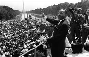 Martin Luther King: el reverendo soñador