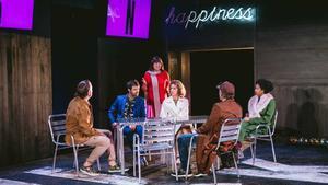 Tráiler de la obra 'Bonus Track' en el Teatre Lliure.