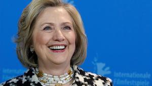 La exsecretaria de Estado, Hillary Clinton.