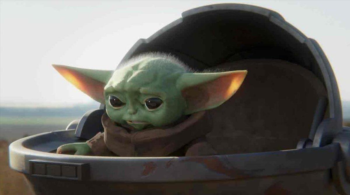 Baby Yoda: el cinquè astronauta enviat en la 'Crew Dragon' per SpaceX
