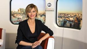 La presentadora de 'Espejo público', Susanna Griso, en marzo del año pasado.