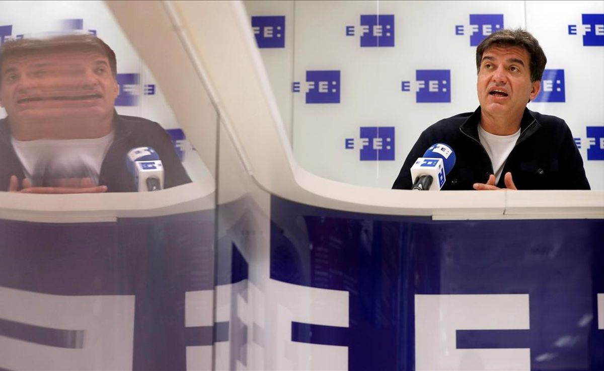 Sergi Sabrià avisa a JxCat: Nadie le dirá a ERC lo que tiene que votar en Madrid.