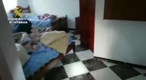 Vídeo de laoperación Promises, en la que se liberaron en Prado del Rey a los futbolistasy se detuvo a tres personaspor trata de seres humanos con fines de explotación sexual y a la prostitución lucrativa.