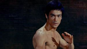 Imagen de Bruce Lee recuperada en 'Be water'.
