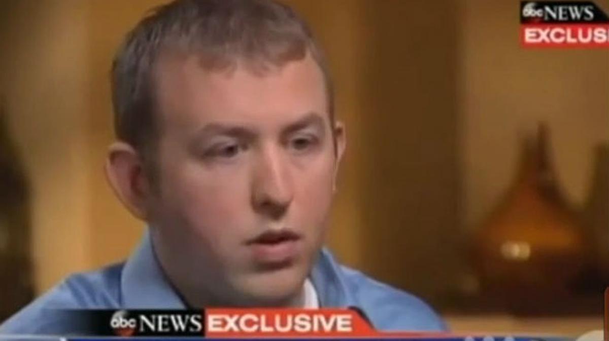 Darren Wilson, el policía que mató a Michael Brown en Ferguson, dice que tiene la conciencia tranquila