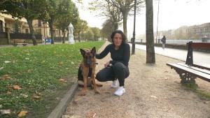Trucos para pasear con tu perro