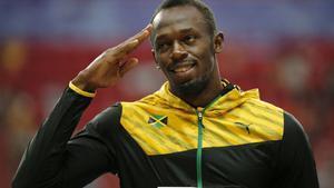 Bolt, de 33 años, es el hombre más veloz en la historia de la humanidad.
