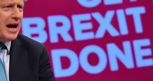 Brexit: El Reino Unido y la UE inician una nueva era en sus relaciones. En la imagen, Boris Johnson.