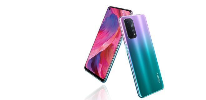 Así es el smartphone Oppo A54 con conectividad 5G
