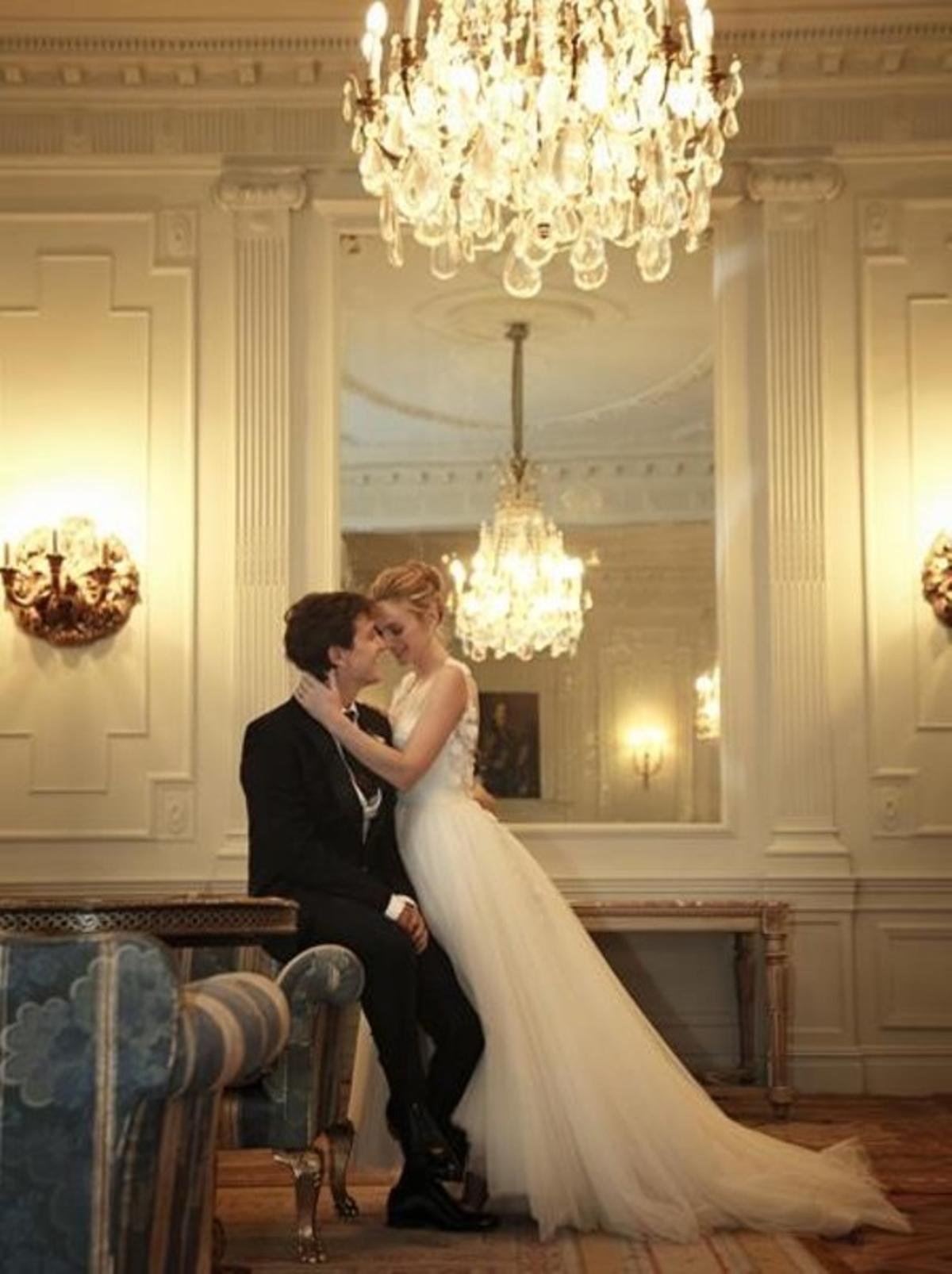 Marta Hazas y Javier Veiga se dan el 'sí, quiero' en Santander