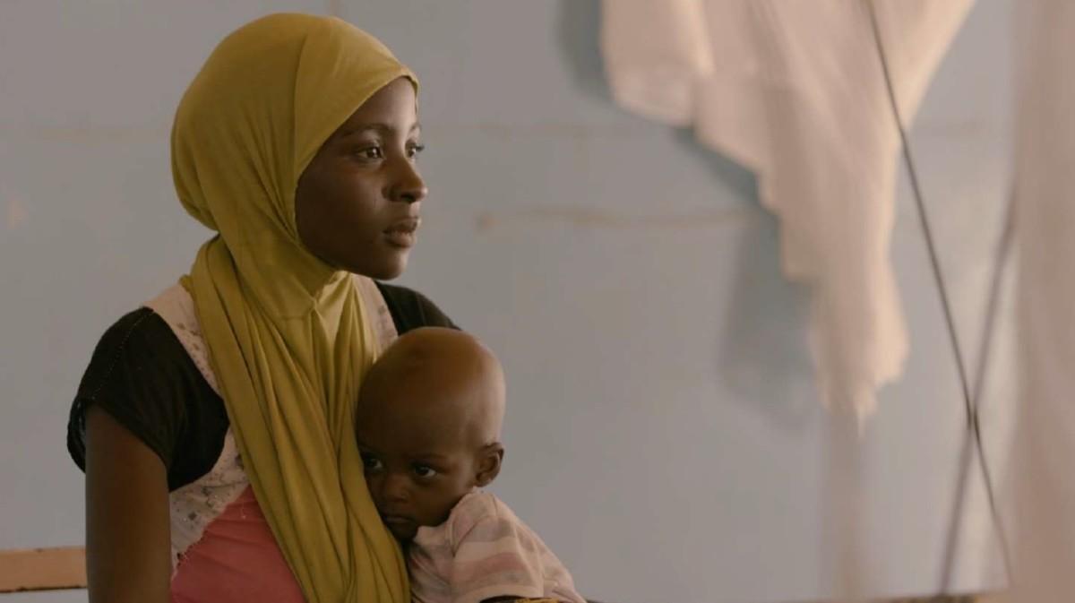 Batalla diaria contra el hambre en Níger