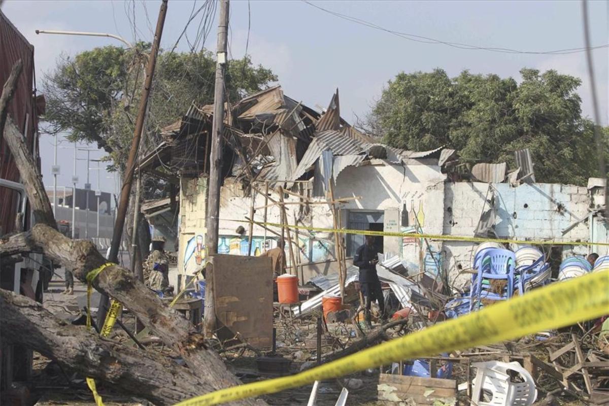 78 morts en un atemptat amb cotxe bomba a Somàlia