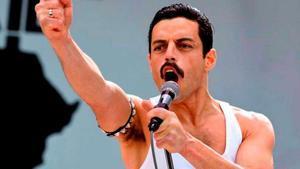 Escena de 'Bohemian Rhapsody'