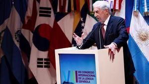 Vargas Llosa critica amb ironia López Obrador