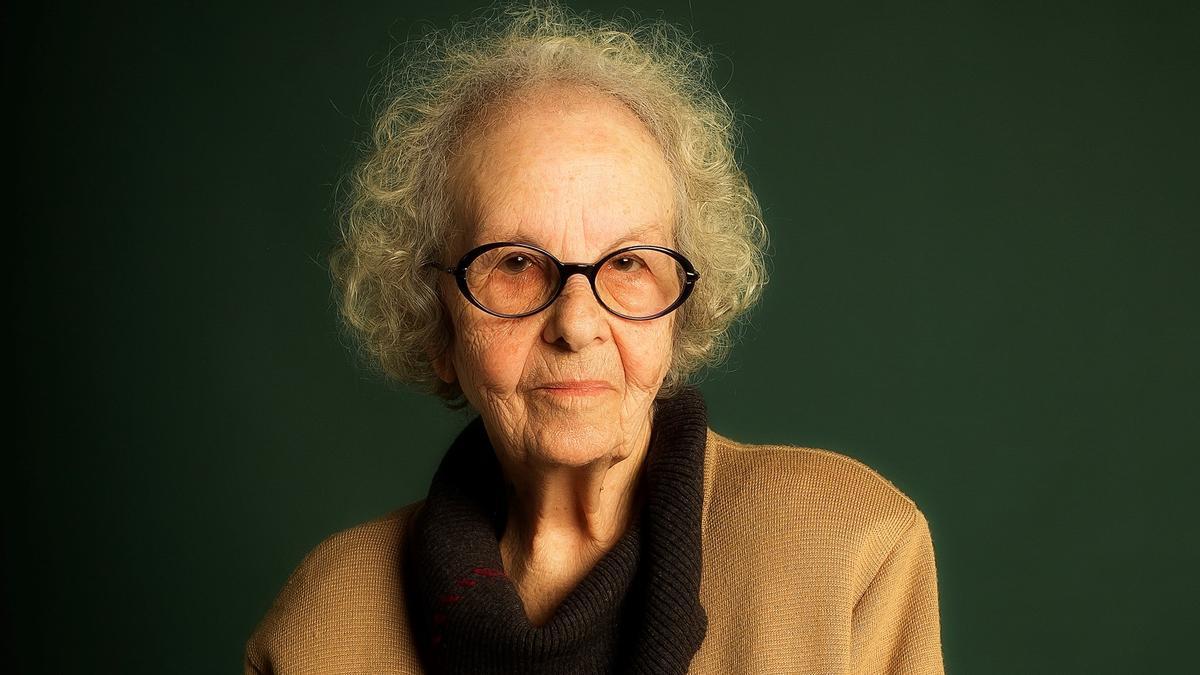 Teresa Juvé, 100 anys