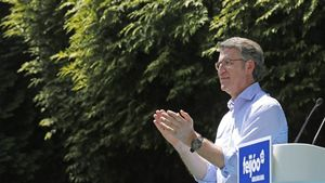 Feijóo revalidarà la seva majoria absoluta a Galícia, segons el CIS