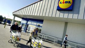 TO GO WITH AFP-STORY SWEDEN-ECONOMY-RETAIL