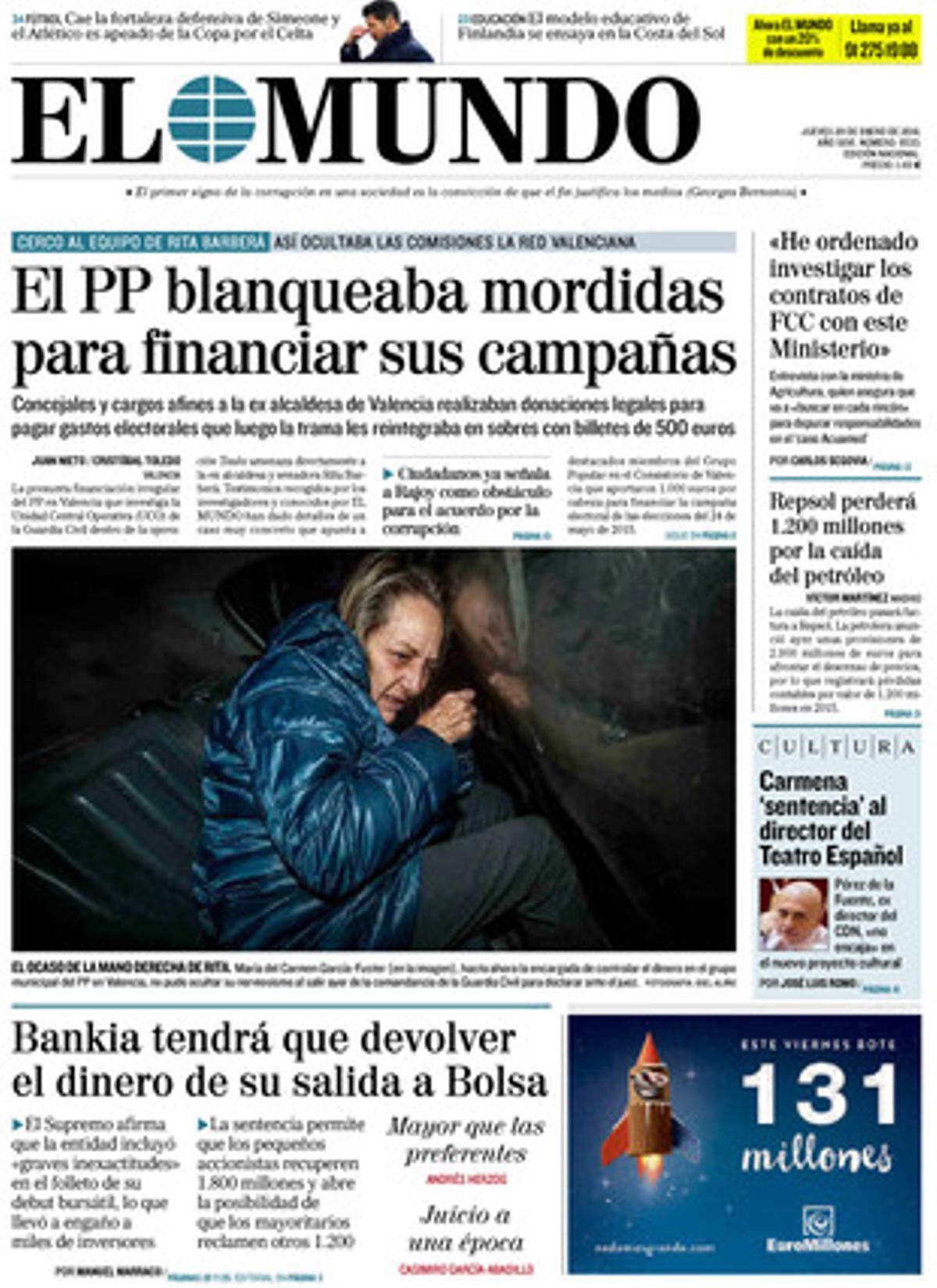 Felipe pide una entente PP-PSOE; Marhuenda, que el Rey disuelva las Cortes sin investidura