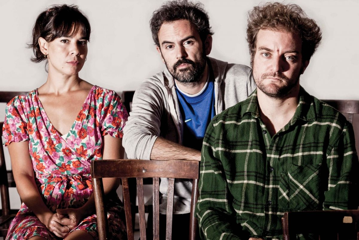 Imagen promocional de 'Classe' de Pau Carrió
