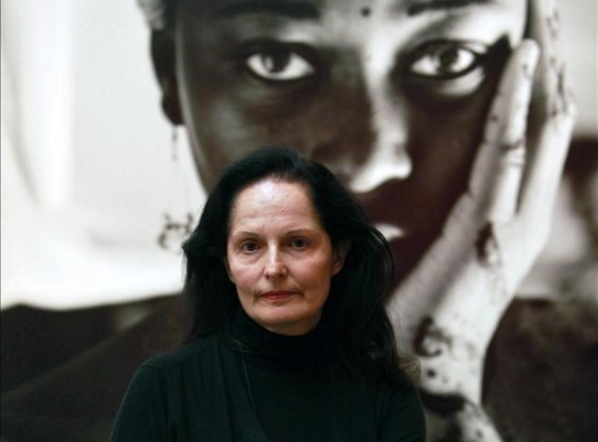 Isabel Muñoz, galardonada con el Premio Nacional de Fotografía 2016.