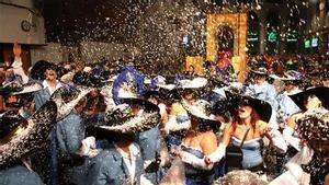 La Rua de la Disbauxa en el carnaval de Sitges de 2011.