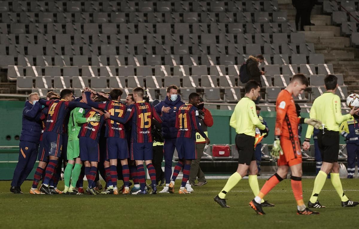 Reial Societat - FC Barcelona, en directe 'online'