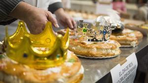 Roscones de Reyes.