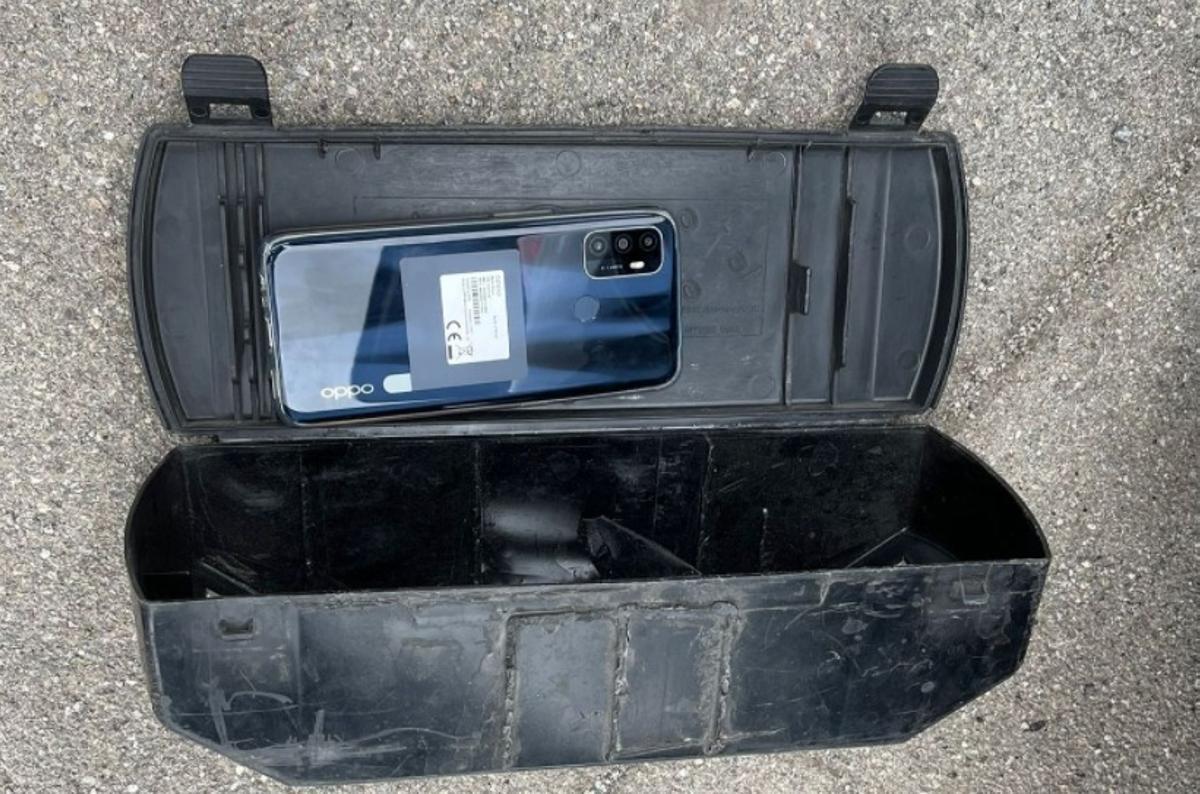 El móvil que inculpa a los detenidos.