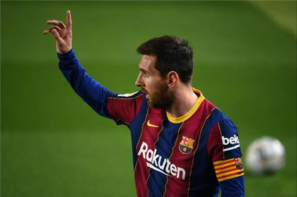 Messi lidera el triunfo azulgrana