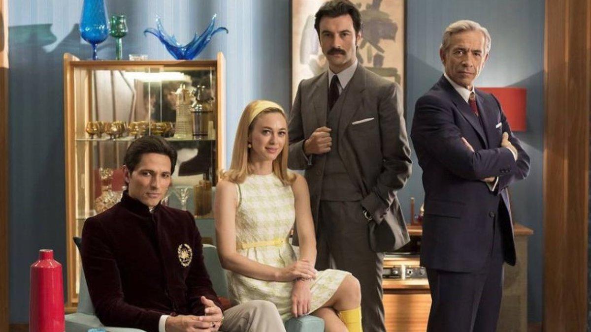 Movistar + cancela la tercera temporada de 'Velvet Colección' a dos semanas de rodar pero planea un desenlace