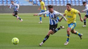 El VAR li amarga la tarda a l'Espanyol a Las Palmas