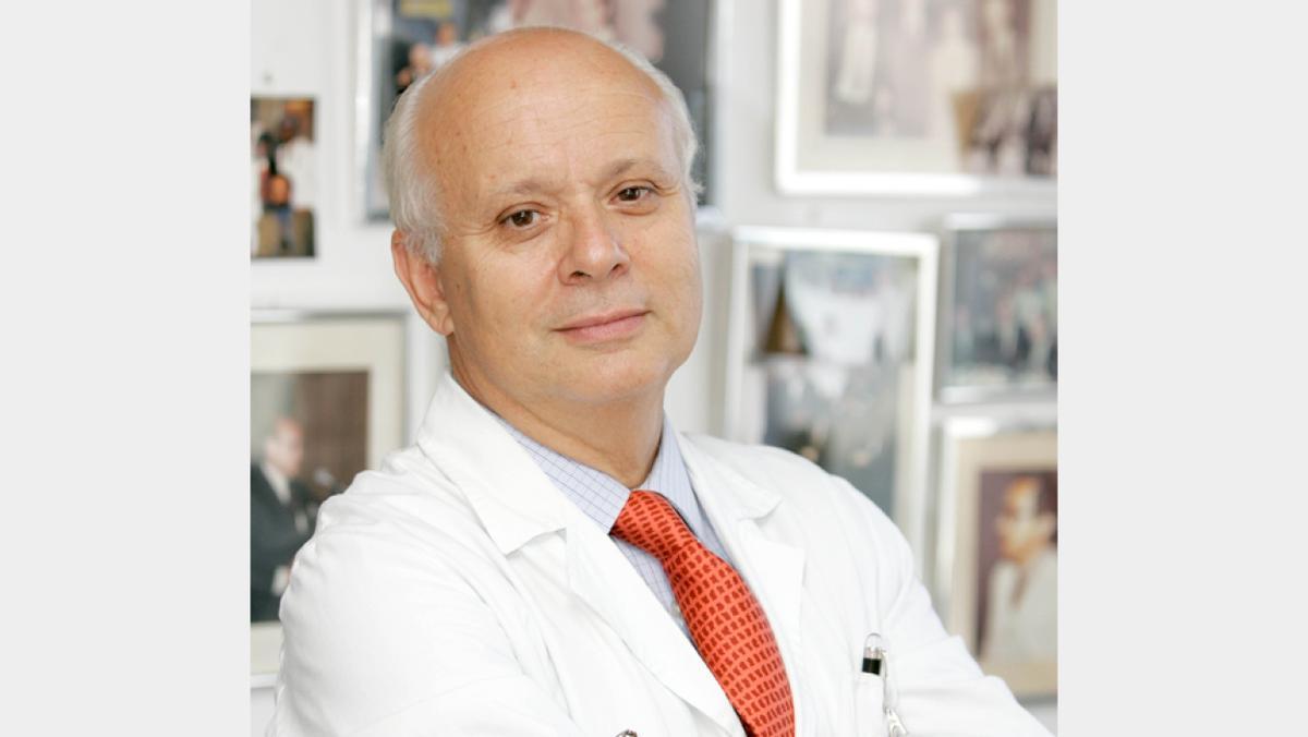 El Profesor Pablo Umbert, especialista del Instituto Pablo Umbert - Clínica Corachán