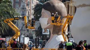 València proposa celebrar les Falles entre el 15 i el 19 de juliol