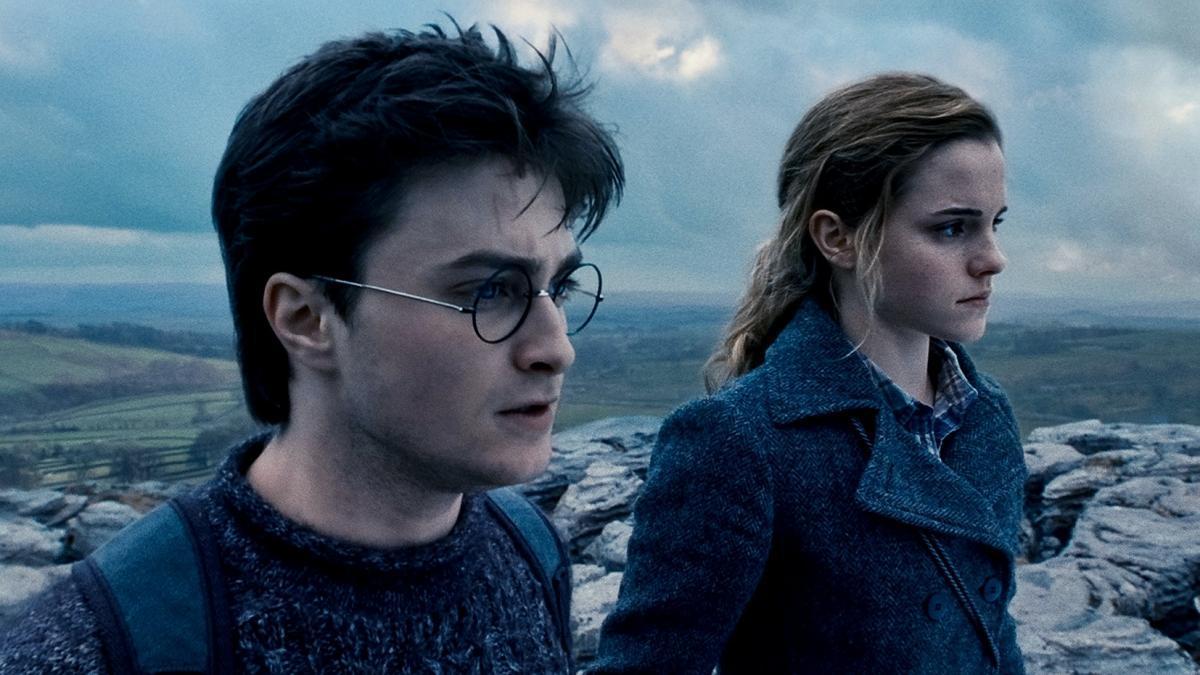 Escena de 'Harry Potter y las reliquias de la muerte. Parte 1'.