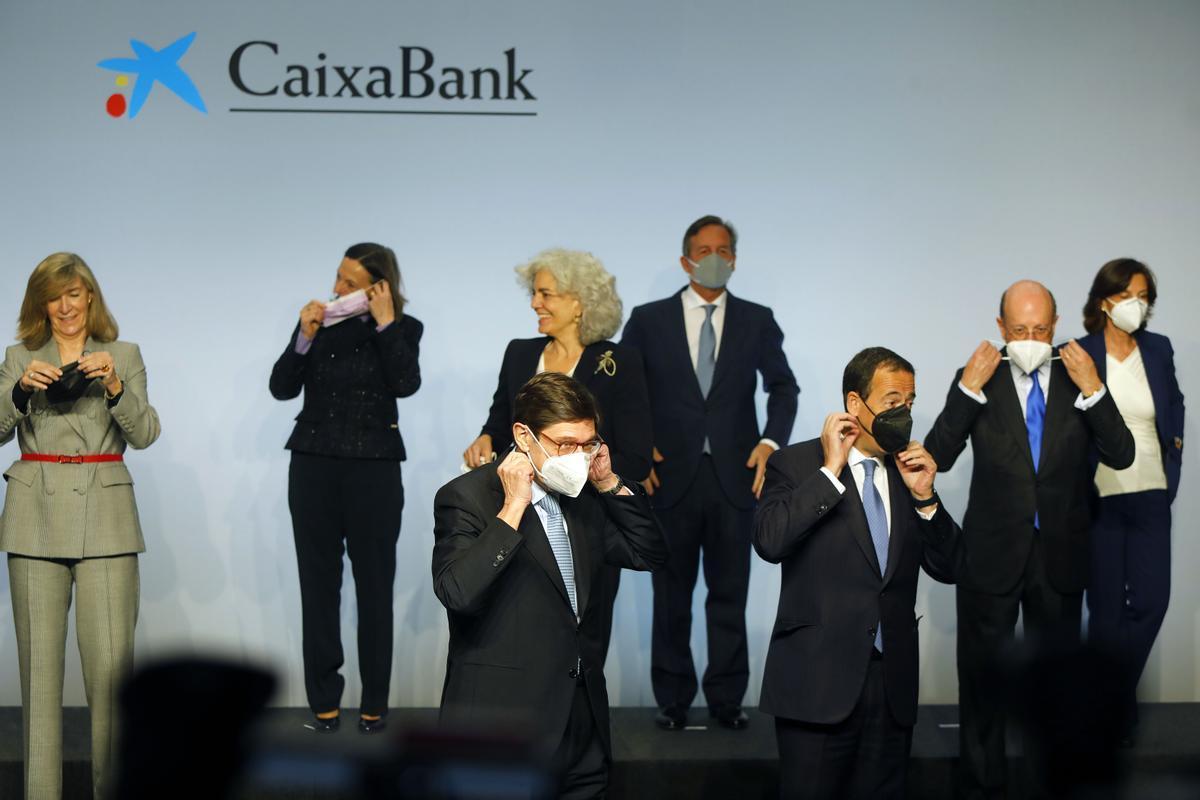 El consell de CaixaBank nomena president Goirigolzarri i convoca Junta el 14 de maig
