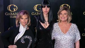 María Teresa Campos, Alejandra Rubio y Terelu Campos.