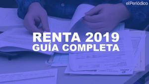 Renta 2020: Guía completa para la declaración del IRPF del 2019.