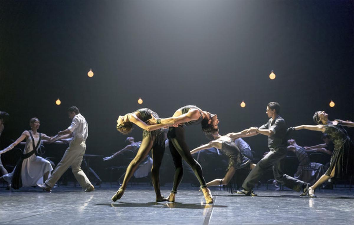 La Víctor Ullate Ballet interpreta Jaleos, Tres, Après Toi y Bolero en el Centre Cultural de Terrassa