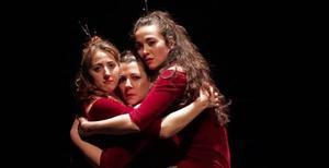 Una escena del montaje del dramaturgo y director valencianoPaco Zarzoso.