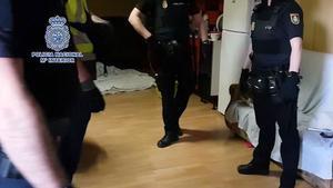 Liberada en Zaragoza una mujer obligada a prostituirse desde el año 2009.