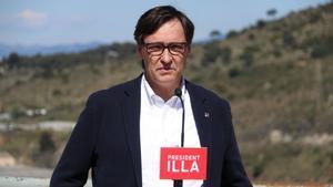 Illa pide ayuda a ERC para ser 'president'