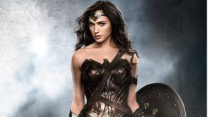 Gal Gadot, en una imagen promocional de 'Wonder Woman'.