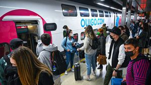 Ouigo pateix la seva primera avaria i retarda en 90 minuts l'arribada del tren de Barcelona Madrid